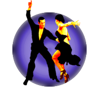 Icone de Danseurs de Jive