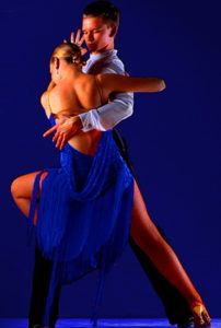 Danseurs de rumba