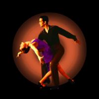 Icone de Danseurs de salsa